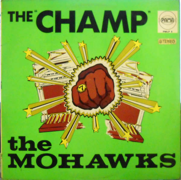 Mohawks ft. DJ Prince - The Champ 2014