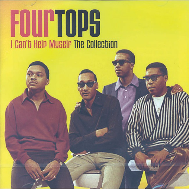 Four Tops - I can't help myself  (DJ Prince Remix)